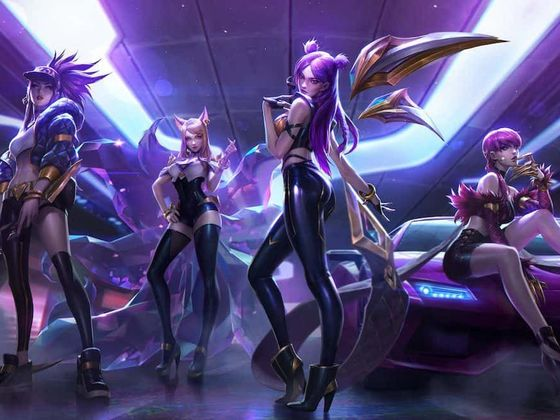 Which League Of Legends Character Are You?