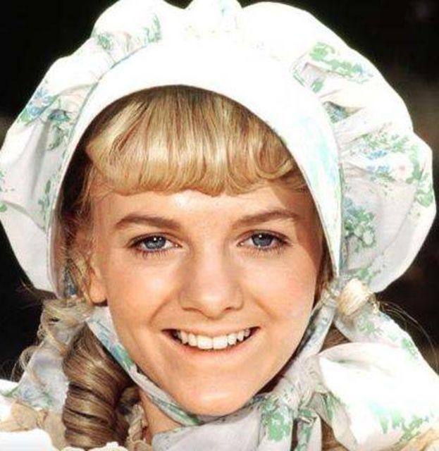 Remember Nellie Oleson From Little House On The Prairie Heres What