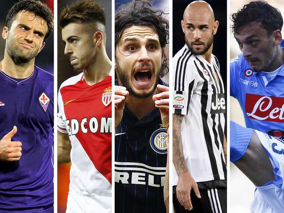 VOTA – Giocatori italiani che cambiano aria: chi si guadagnerà l'Europeo?