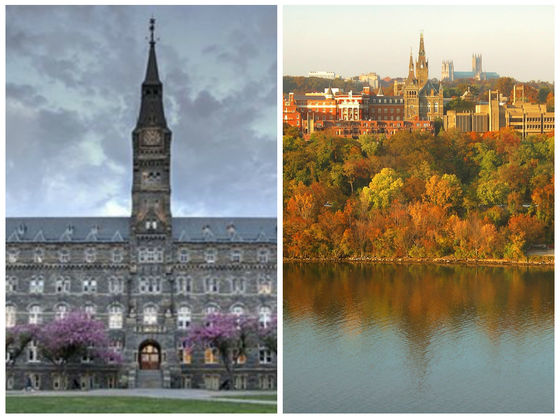 Georgetown University Will Be Giving Admissions Priority To Descendants Of Slaves