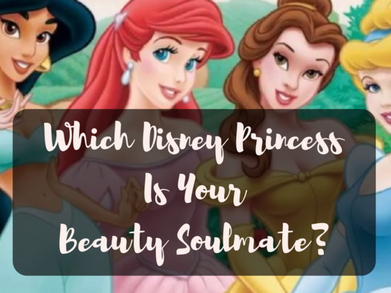Which Disney Princess Is Your Beauty Soulmate?