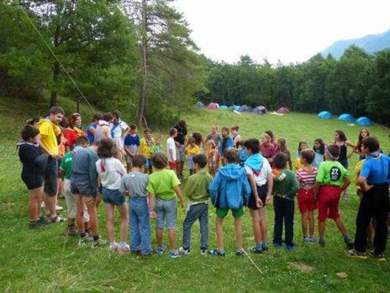 Quina relació tens amb la natura durant els campaments?