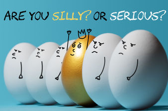 Are You Silly? Or Serious?