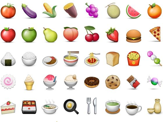 Vote for The Ultimate Food Emoji