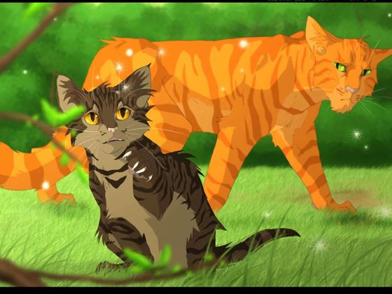 Which Warrior Cat Are You Playbuzz