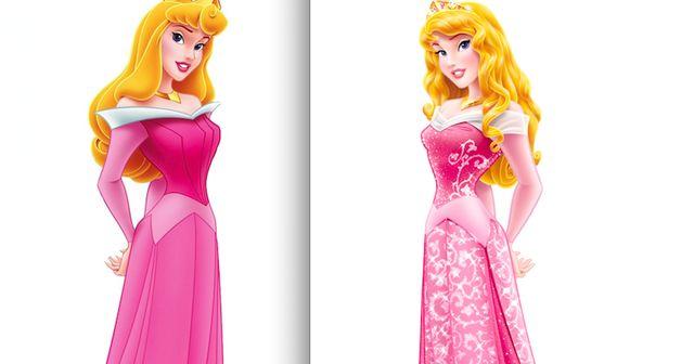 Updated Vs New Disney Princesses | Playbuzz