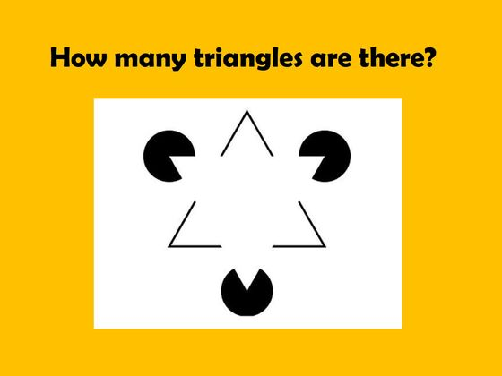 How You See These Shapes Can Determine Your Way Of Thinking