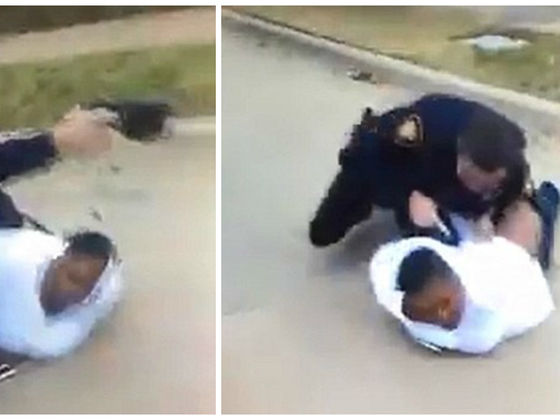 Riots Break Out In Texas After Cop Restrains An African American Woman Who Called Him For Help; Did This Cop Use Excessive Force?