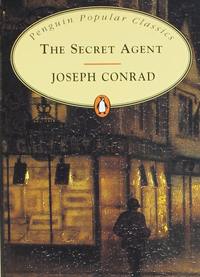 joseph conrad the secret agent Alliteration aside, in joseph conrad's the secret agent, conrad uses numerous symbols to represent a continuous and dichotomous struggle between peace and chaosas the novel plays out, one symbol in particular seems to fully embody the surreptitious adventures of conrad's characters: the circle.
