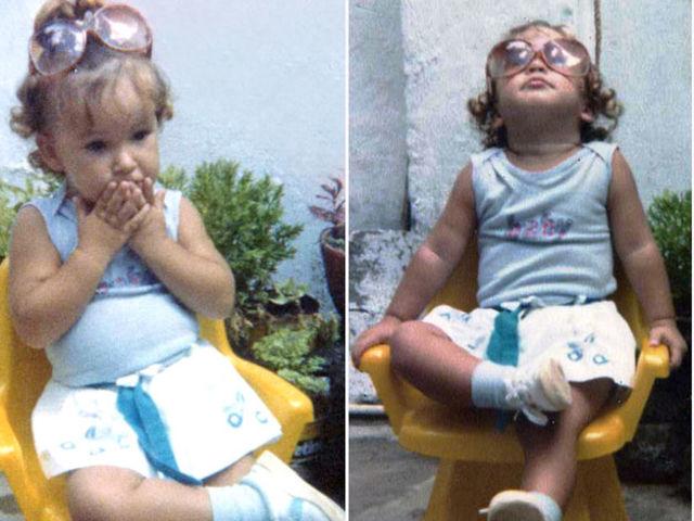 Com quantos anos Claudia 'invadiu' o palco de uma churrascaria e cantou a música tema da boneca Emília?