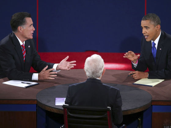 How Would You Fare In A Presidential Debate?