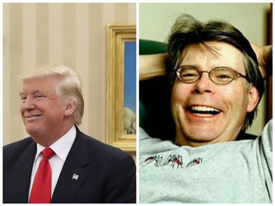 Stephen King Thinks He Knows The Main Difference Between Obama And Trump