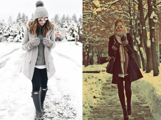 Create A Winter Outfit And We'll Guess Your Favorite Christmas Song
