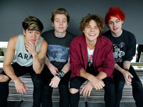 Which 5 Seconds of Summer member should you date