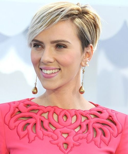 Which Female Celebrity Has The Best Short Hairstyle Playbuzz