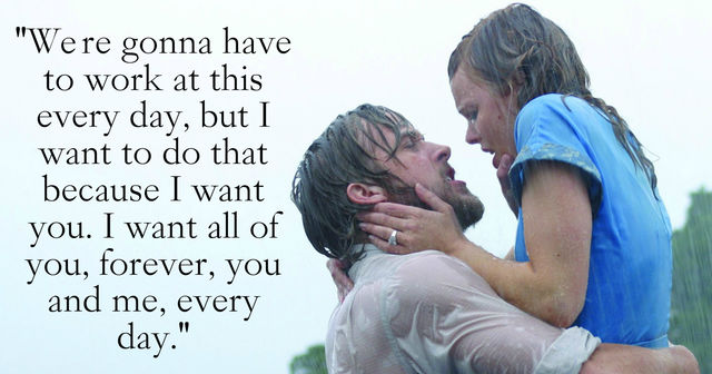 The 30 Most Romantic Movie Quotes Ever Playbuzz