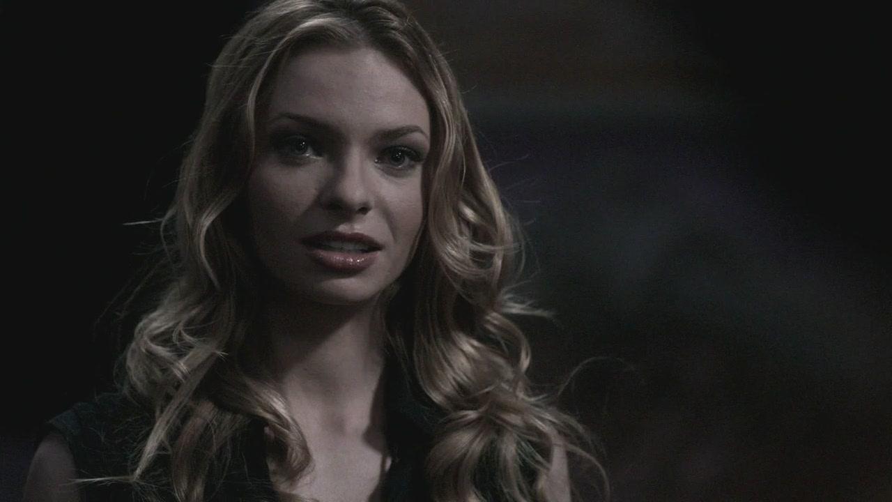 Lilit (Supernatural): an actress, photo