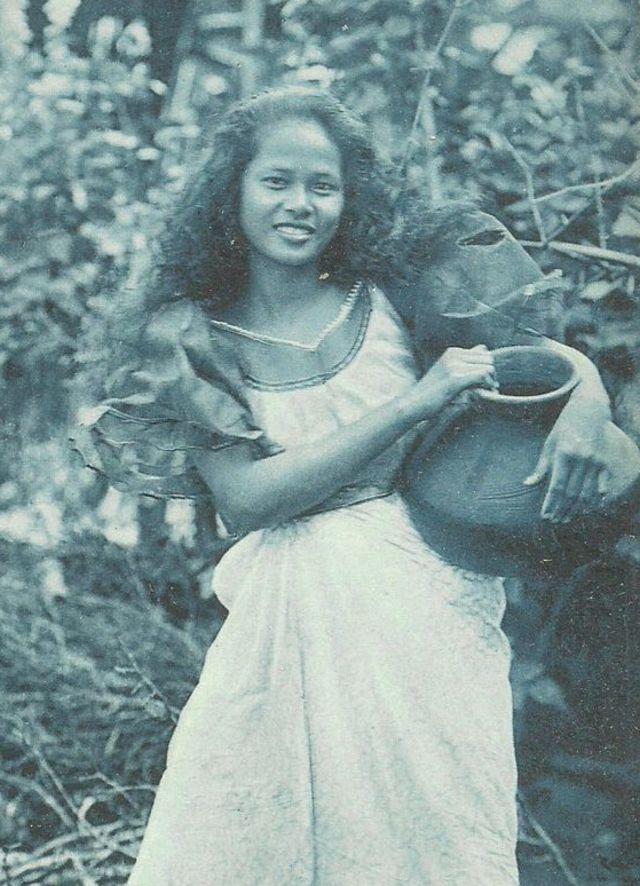100 Years Of Filipino Men And Womens Beauty Captured In -8347