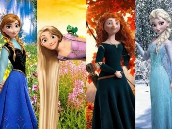 Tell Us About Your Favorite Disney Princesses And We'll Tell You Which Season Your Soul Is From!
