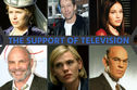 Real TV Fanatics Will Recognize Each Of The Supporting Actors That Keep TV Alive!