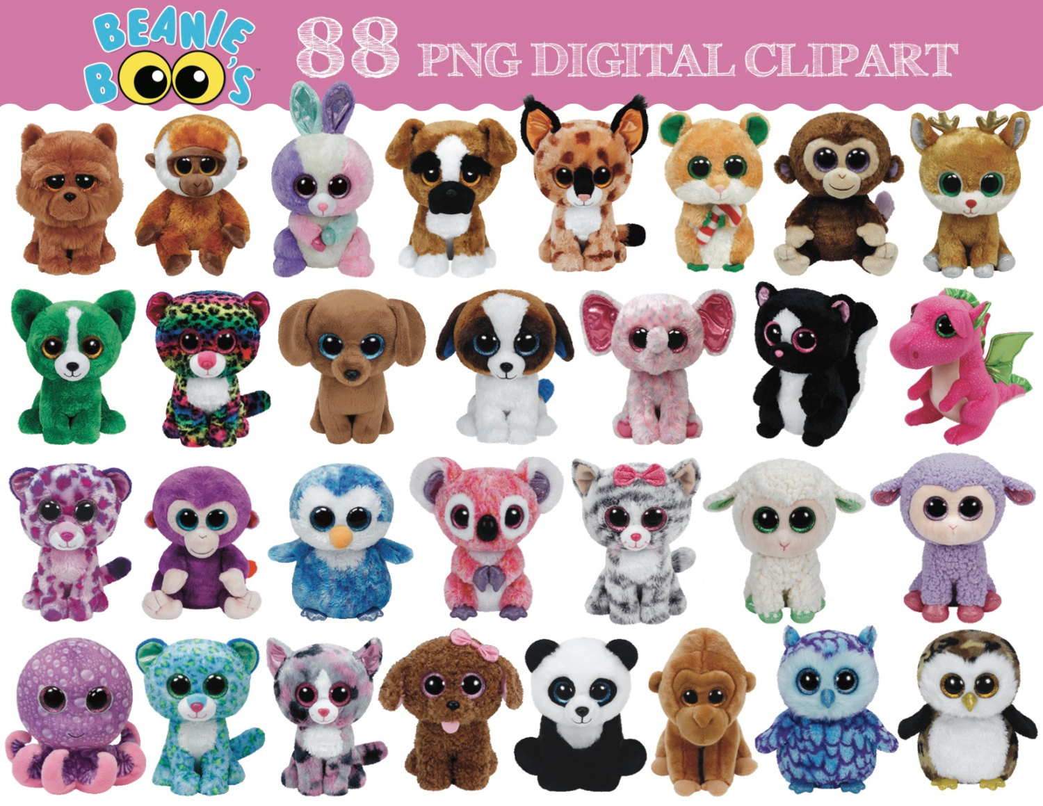 Which TY Beanie Boo are YOU  c3c6f831d49