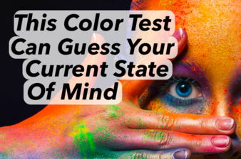 This Color Test Can Guess Your Current State Of Mind