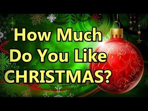 I Love Christmas.Do You Love Christmas Or Not Playbuzz
