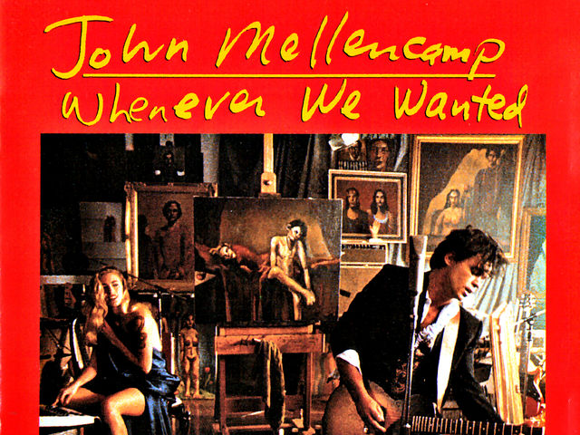 "Released in 1991, ""Whenever We Wanted"" was the first album to eliminate the ""Cougar"" in his name"