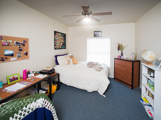 Fancy What us Your Dorm Room Style