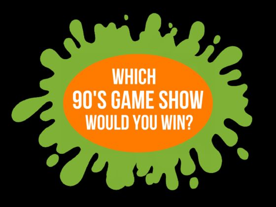 Which 90's Game Show Would You Win?