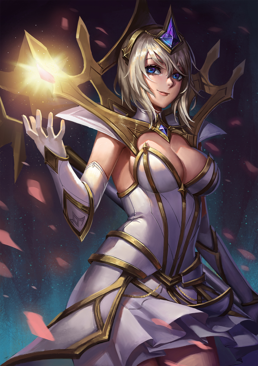 Lol lux sexy