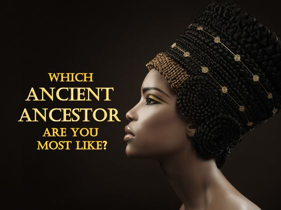 Which Ancient Ancestor Are You Most Like?