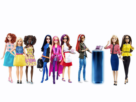 Which New Barbie Are You?