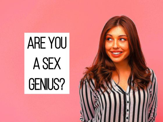 You Won't Pass This SEX IQ Test Unless You're A Sex Genius