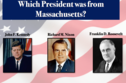 Can You Identify Which State Every 20th Century President Came From?