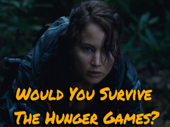 Would You Survive The Hunger Games? 1