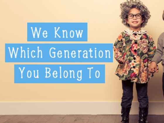 We Know Which Generation You Belong To Based On These 10 Simple Questions