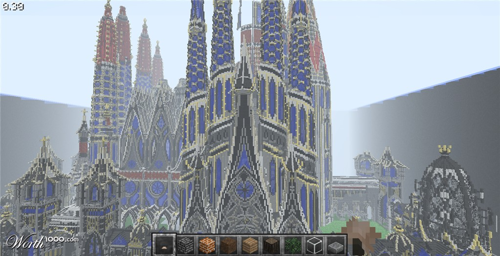 These Minecraft Creations Will Blow Your Mind! | Playbuzz
