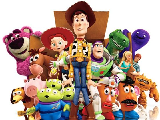 Which Toy From Toy Story Is Your Actual Plastic Counterpart?