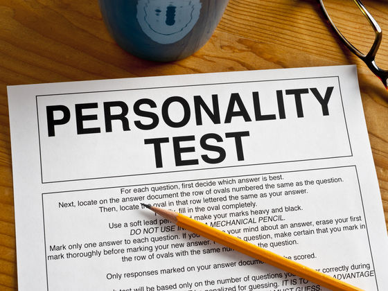 a study on the various personality type tests Myers-briggs® test isfj personality types career resource and different mbti types have proclivities for different learning styles and effective study methods.