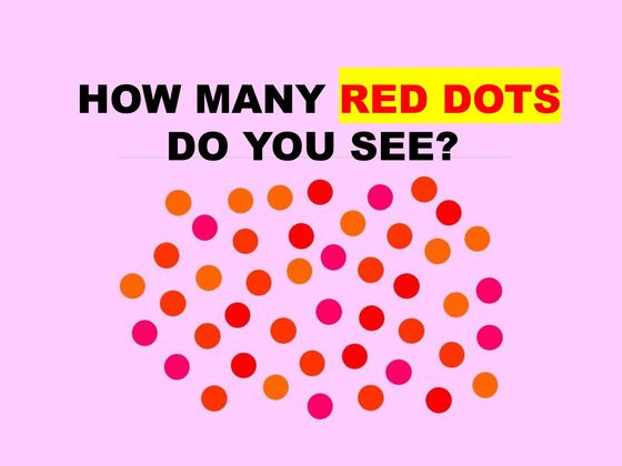 Can You ACTUALLY See Red?