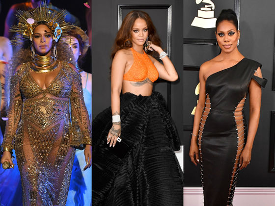 RANK The Sexiest Looks At The Grammys!