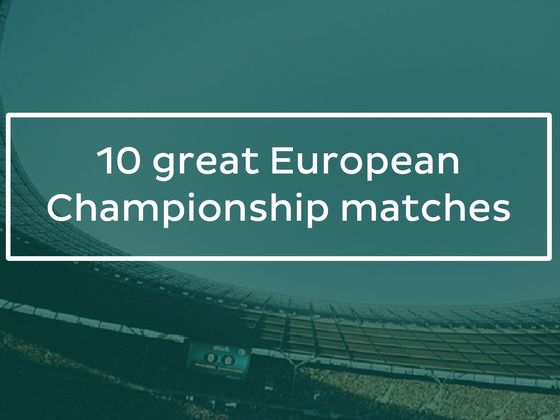 10 Great European Championship Matches