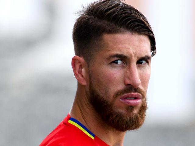 Sergio Ramos Aktuelle Frisur Yskgjt Com