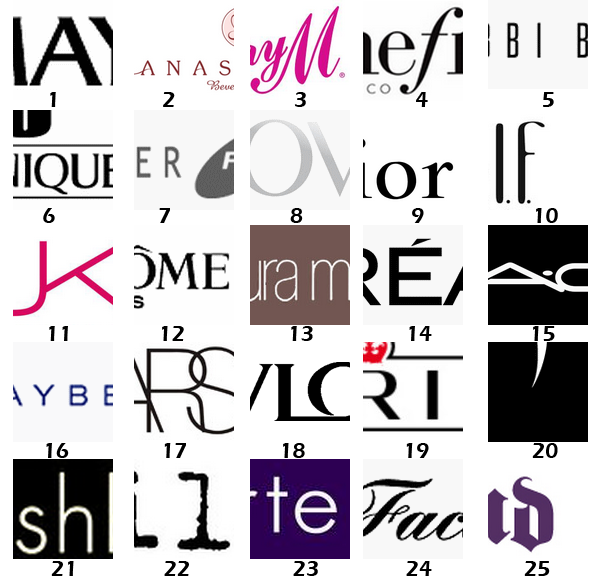 makeup brands logo. source makeup cosmetics brands aquatechnics biz logo