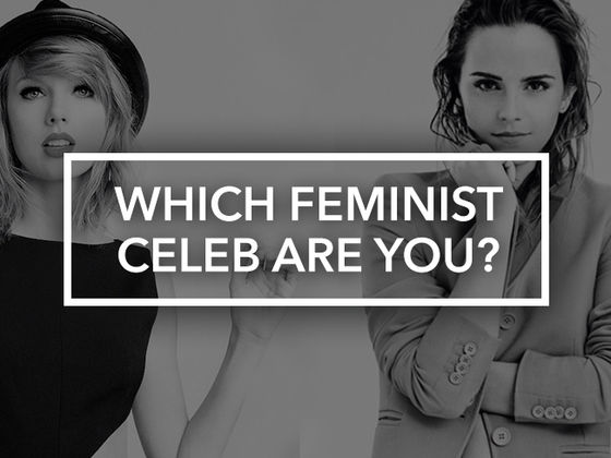 Which Celebrity Feminist Are You?