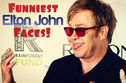 Top 17 Funniest Elton John Faces