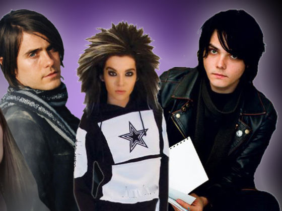 We Know Which Emo God Was Your Teenage Crush?