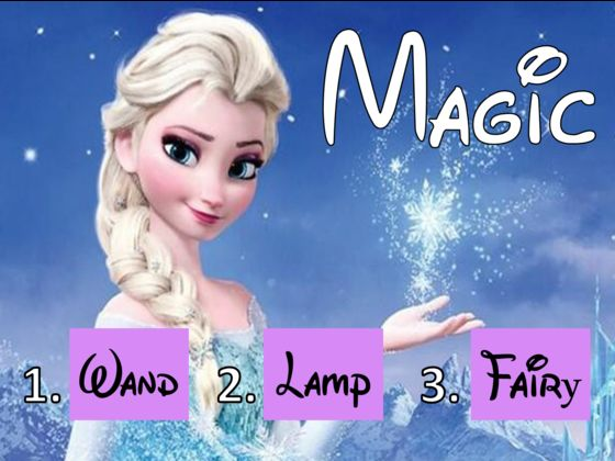 This Word Association Test Will Determine Your Disney Personality Type