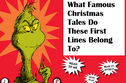 Most People Cannot Match These Christmas Fairytales To The Book, Can You?